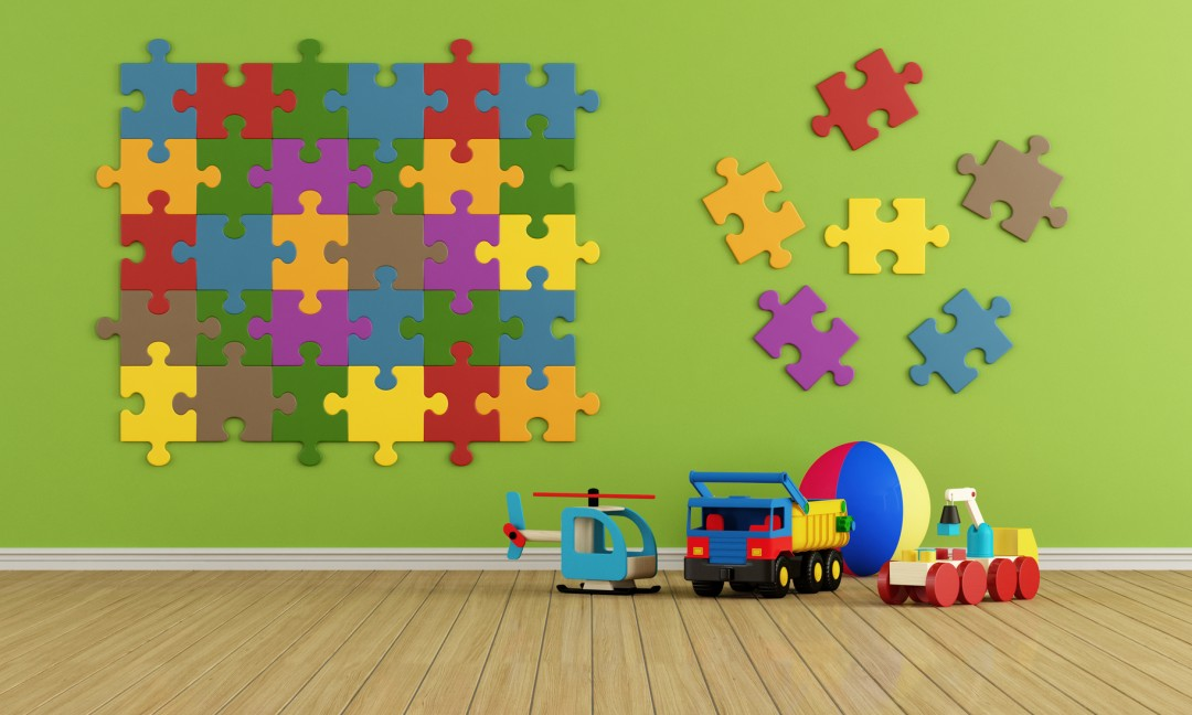 6 DIY Handyman Ideas For Your Child's Playroom