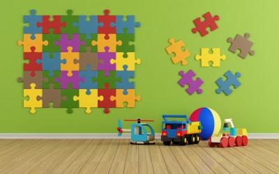 6 DIY Handyman Ideas For Your Child's Playroom