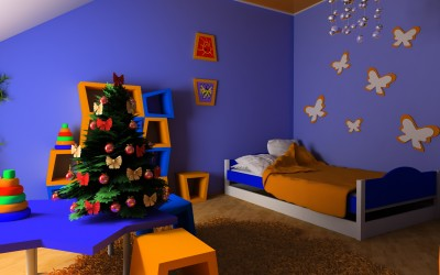 6 Home Handyman Ideas To Add Life To Your Child's Bedroom