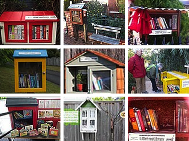Little Free Library - Australia