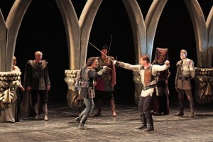 Shakespeare Play, Hamlet, Shakespeare handyman tools and tricks