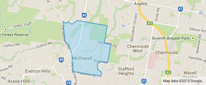 McDowall Brisbane Map, GreenSocks provides lawn mowing services McDowall, lawn mowing services Brisbane, local lawn mowing people, local lawn mowing guy, McDowall lawn mowing