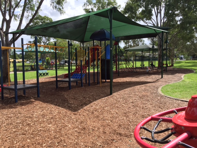 7th Brigade Park, Chermside, Brisbane, Chermside for kids, Things to do in Chermside, Best parks in Brisbane, Lawn mowing in Chermside, Lawn mowing services Brisbane, GreenSocks