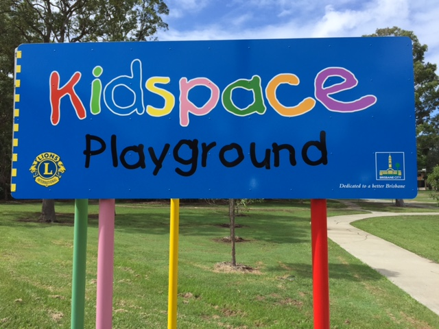 Kidspace Playground, 7th Brigade Park, Chermside, Lawn mowing in Chermside, GreenSocks, Lawn mowing services Brisbane, Brisbane lawns, lots of lawn mowers needed for Kidspace Playground near Westfield Chermside in North Brisbane