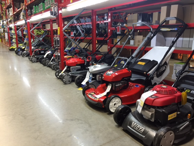 Lawn Mowers at Bunnings, North Lakes, Brisbane, where to buy a lawn mower, lawn mower reviews, lawn mowing North Lakes, North Lakes lawn mowing services, GreenSocks