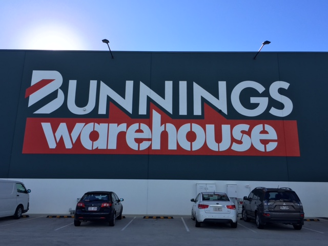 Bunnings North Lakes store, north Brisbane, Queensland, Green Socks, GreenSocks, lawn mowing Deception Bay, lawnmowing Brisbane