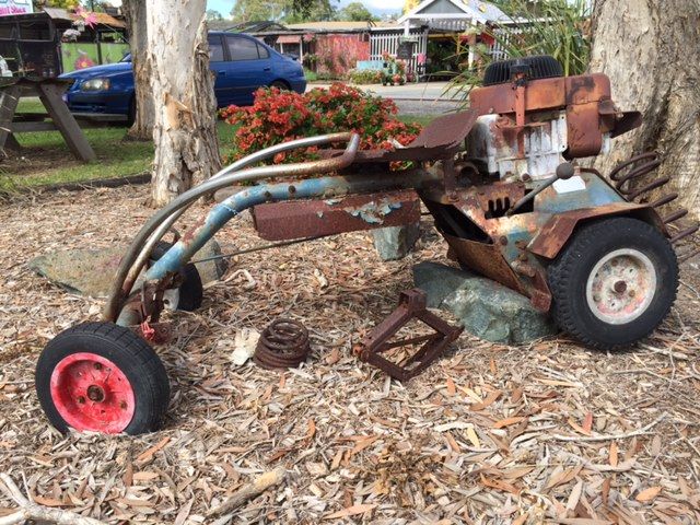 We found this at The Plant Shack, Deception Bay, Brisbane, when we were doing things that don't scale