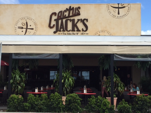 Cactus Jacks, Redcliffe, Brisbane, fun things to do in Redcliffe, lawn mowing Redcliffe, GreenSocks