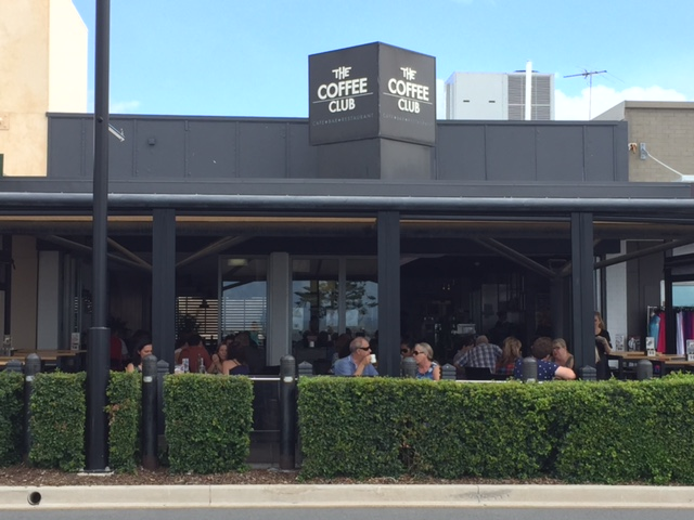 Coffee Club Redcliffe, lawn mowing Redcliffe, hire someone to mow my lawn in redcliffe, greensocks, fun things to do in redcliffe
