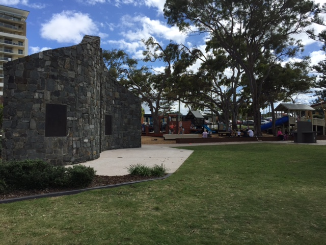 Amity Park and Playground in Redcliffe, lawn mowing redcliffe, greensocks, fun things to do in redcliffe