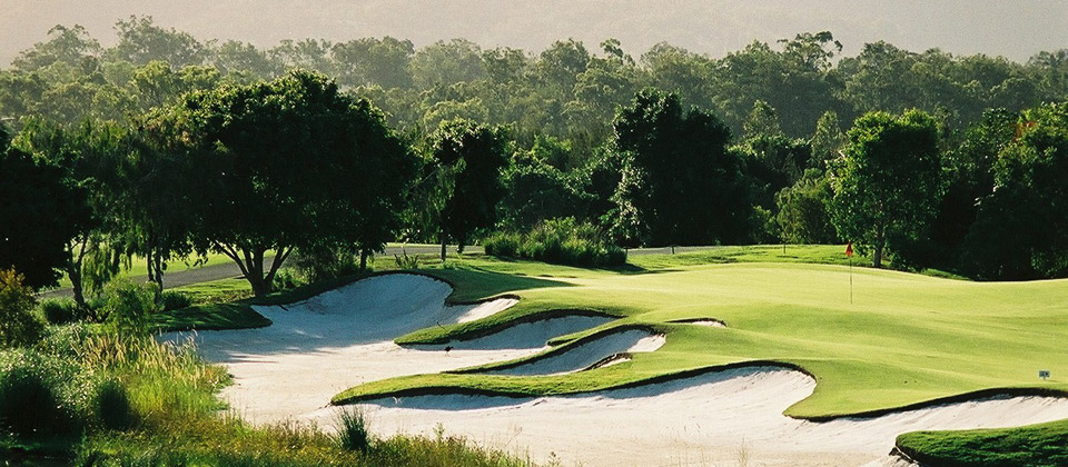 Glades Golf Course Robina