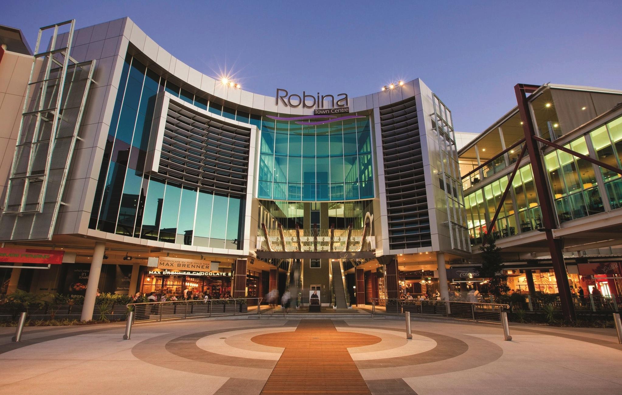 Robina Town Centre, Gold Coast (Image credit: About-Australia.com)