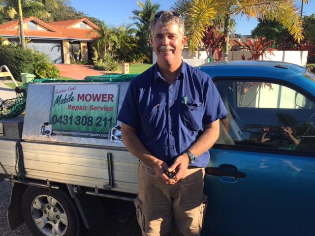 Meet Peter Townsend: Mobile Lawn Mower Repair Expert