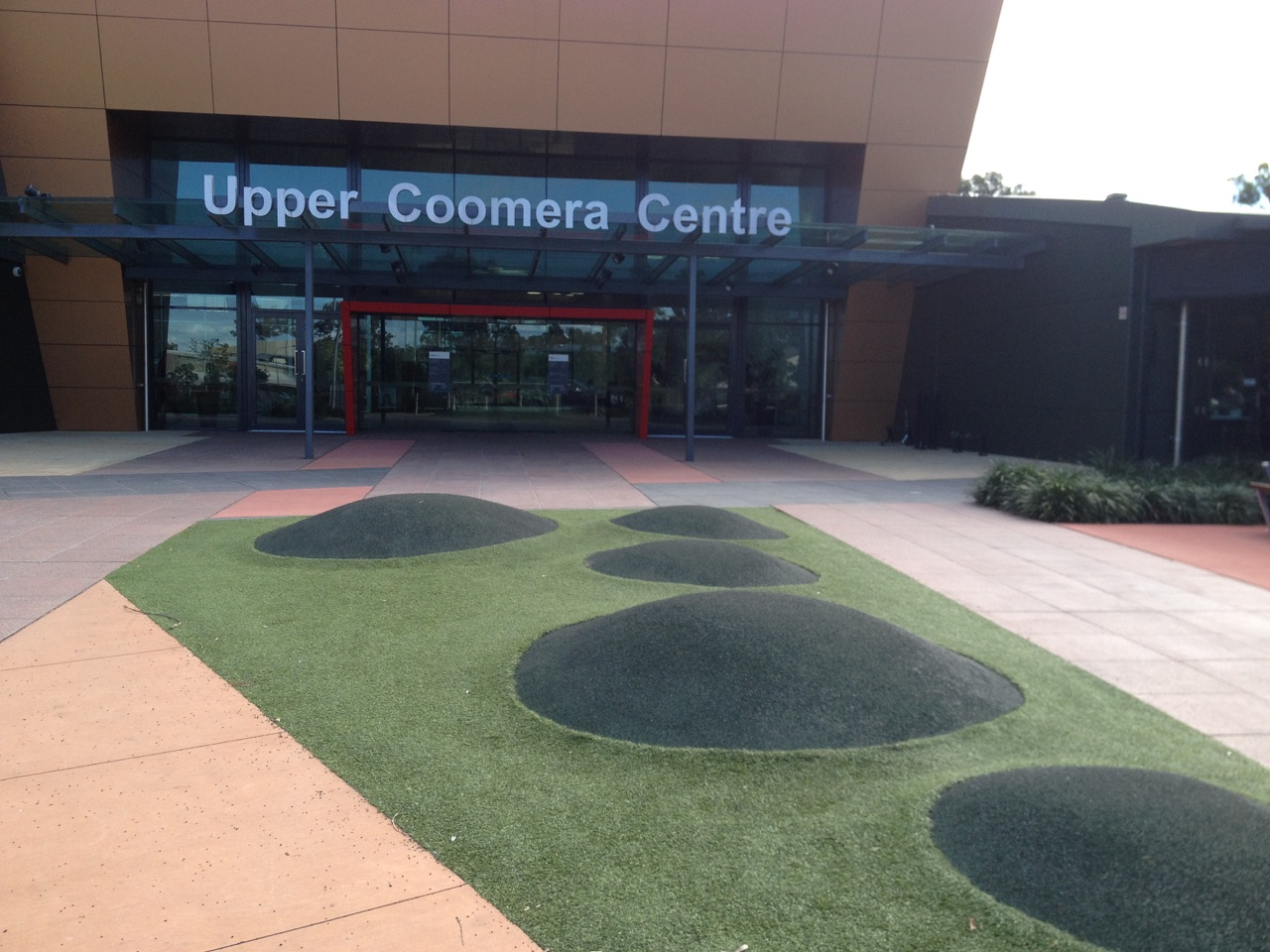 Upper Coomera Centre © GreenSocks