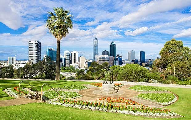Need some Perth lawn mowing? Image credit: ExperiencePerth.com
