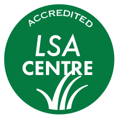 Lawn Solutions Australia accreditation