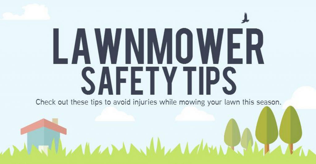 10 Important Lawnmower Safety Tips, American Society for Surgery of the Hand, GreenSocks, Mowing Business