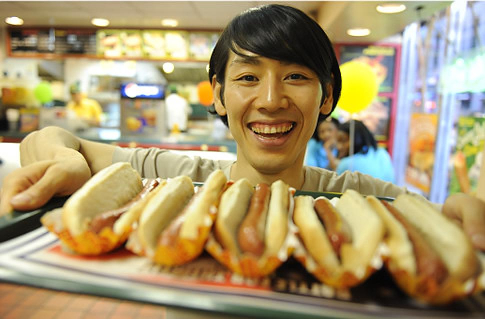 How Many Hot Dogs Could Your Startup Eat?