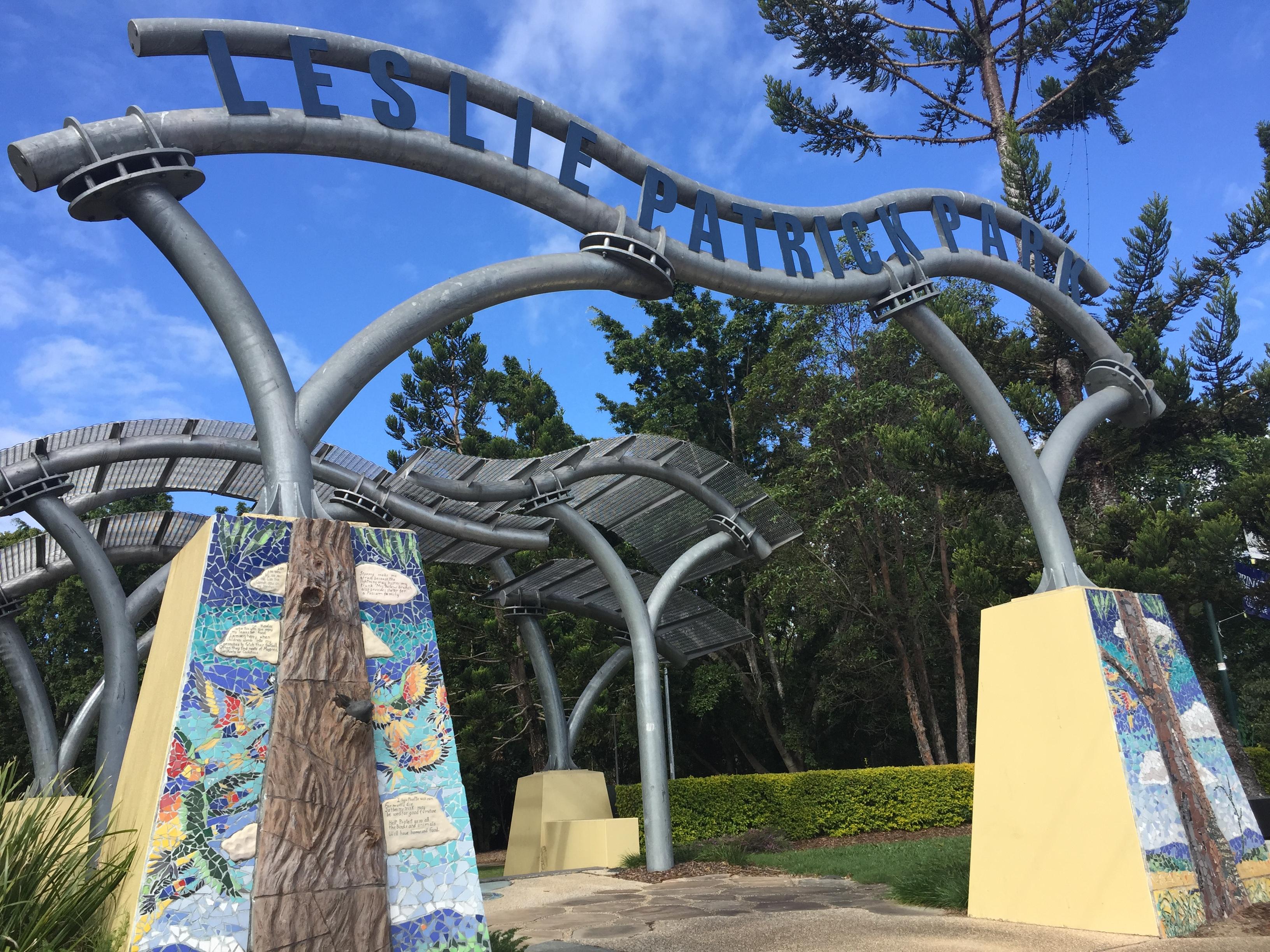 Leslie Patrick Park, Arana Hills, Brisbane, Queensland © GreenSocks