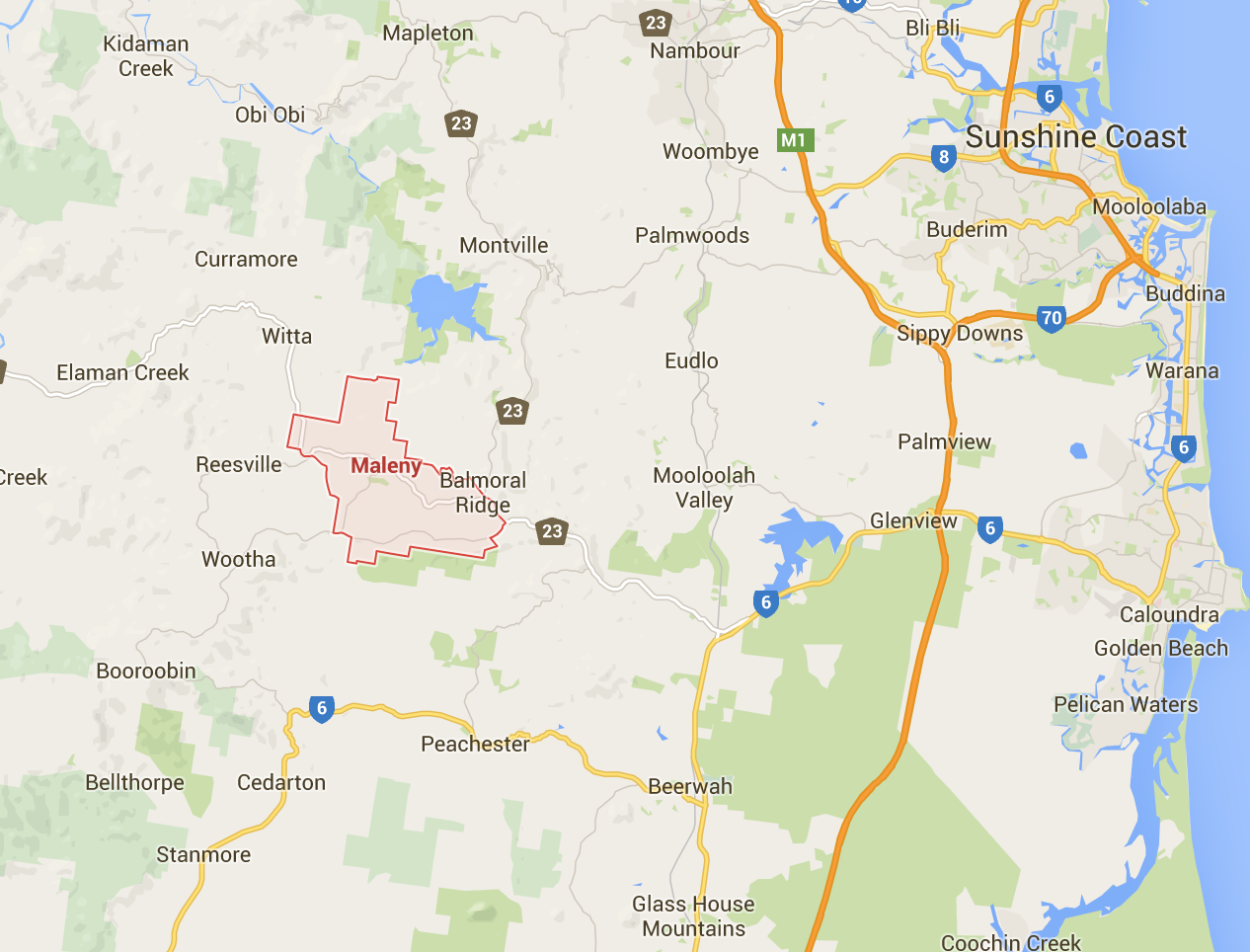 Maleny lawn mowing - just tell us where you are on the Google map and we'll organise to get your lawn mowed!