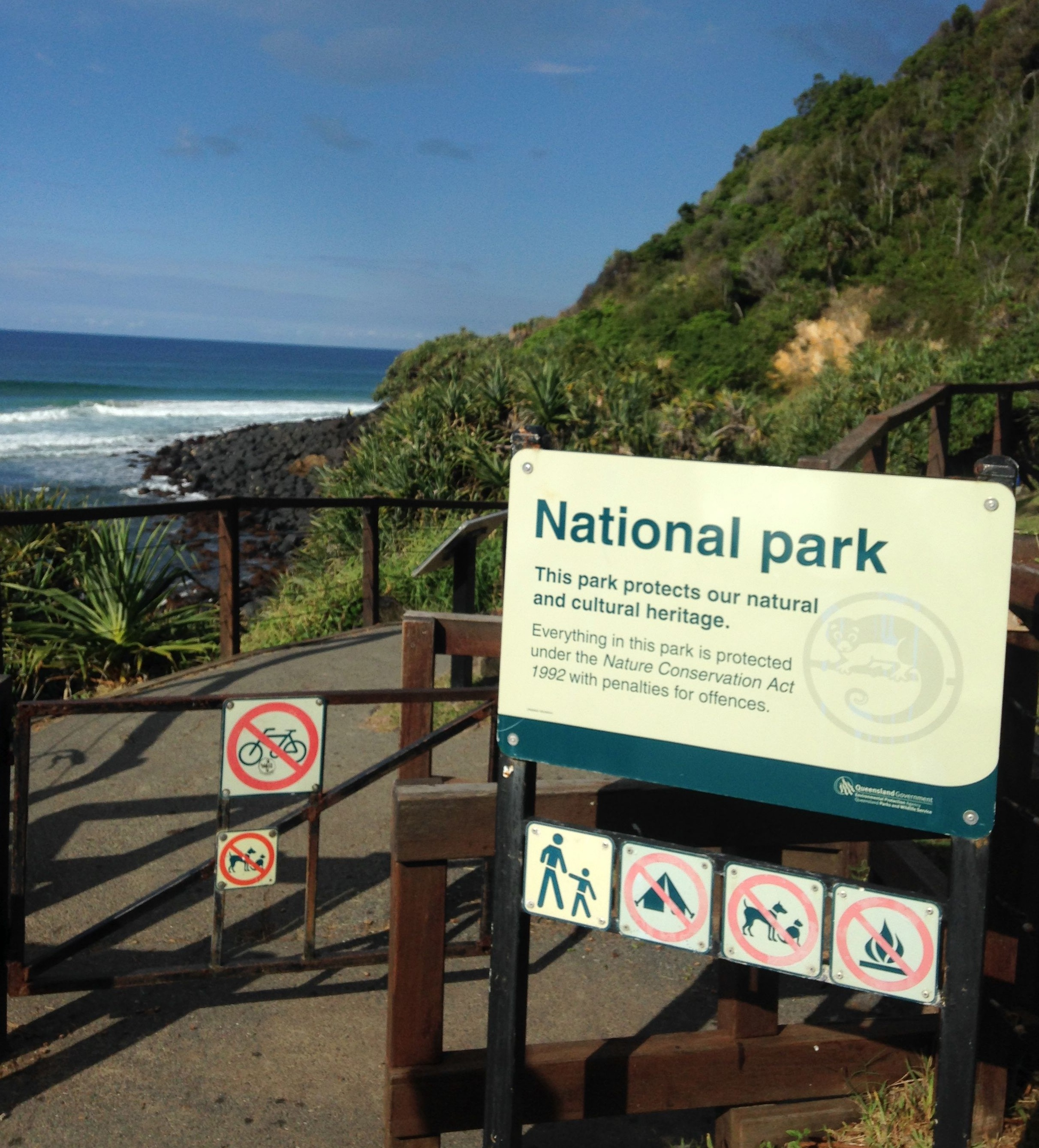 Burleigh Heads National Park © GreenSocks