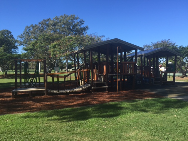 Mullbeam Park, Boondall, Brisbane © GreenSocks