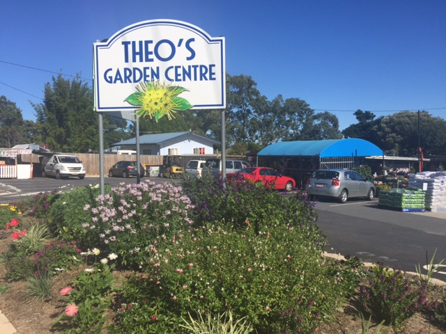 Theo's Garden Centre Kallangur - a lovely place to visit after you've done your Kallangur mowing © GreenSocks