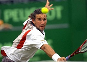 The legendary Australian tennis player Pat Rafter (Image credit: Sportsbet.com.au)