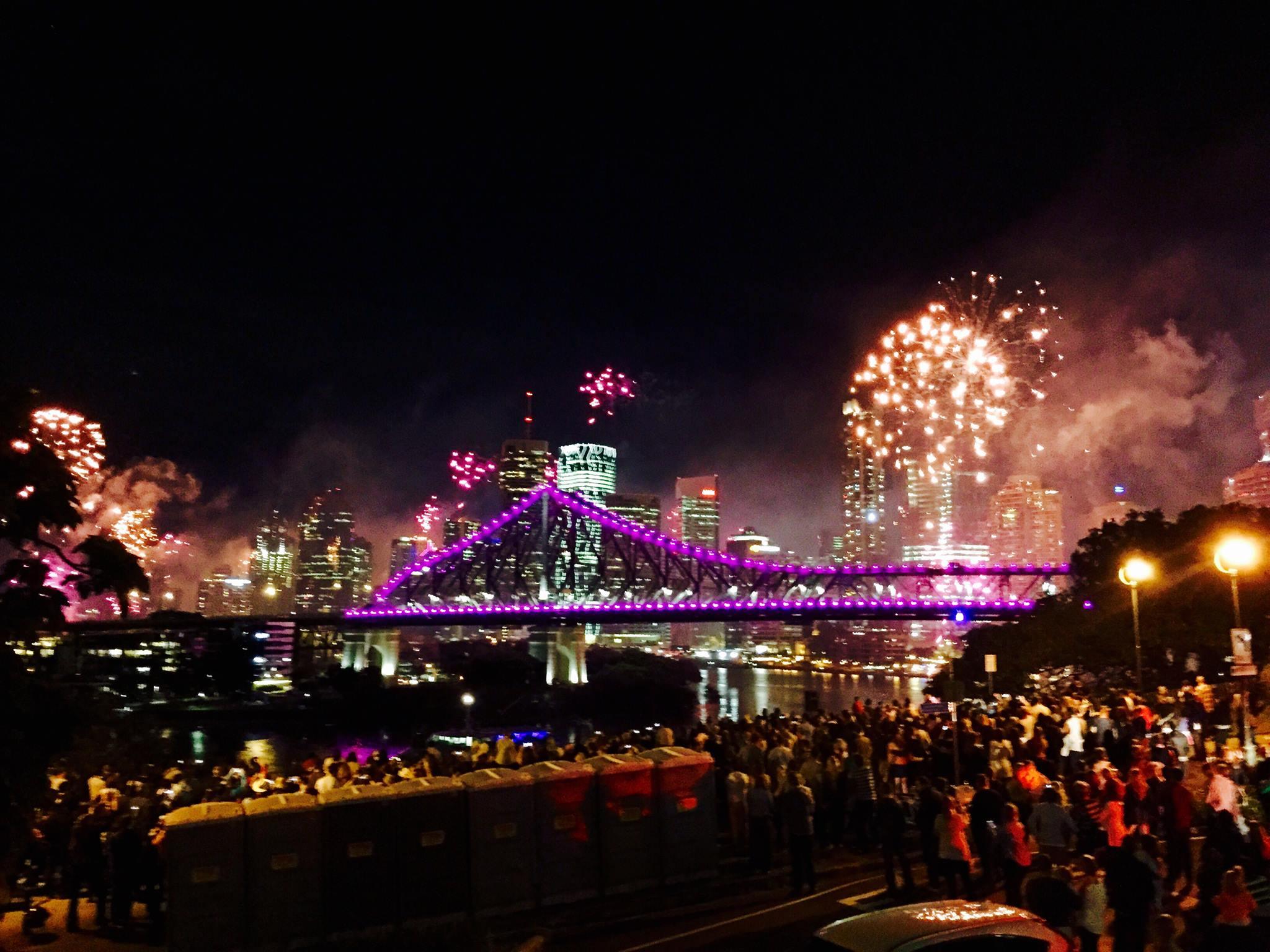 Riverfire Brisbane 2015