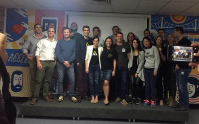 River City Labs Startup Accelerator – Day 1 of 70