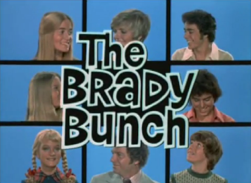 The Brady Bunch (Image credit: Wikipedia)
