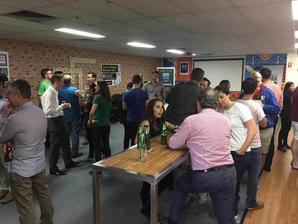River City Labs Accelerator - Open House Drinks