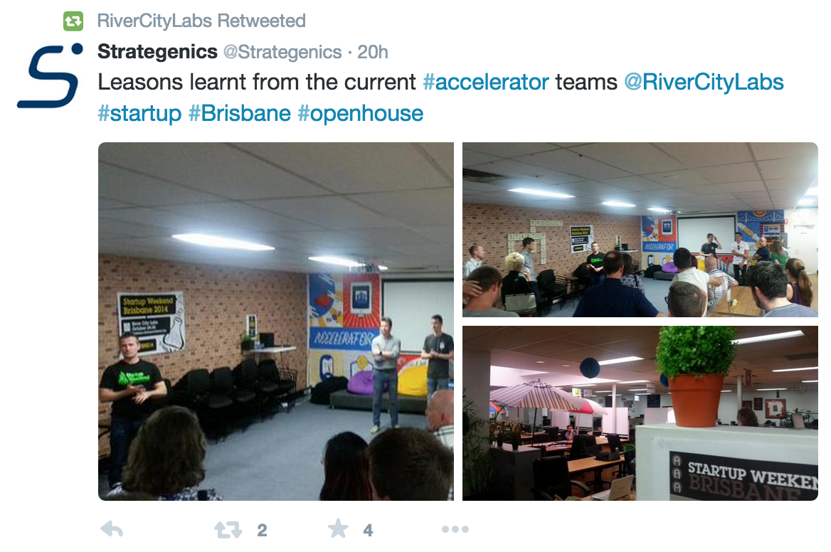 Friday Open House at River City Labs Brisbane