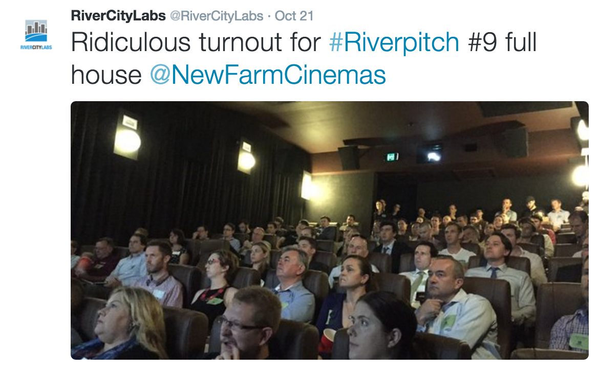 River Pitch Brisbane 2015