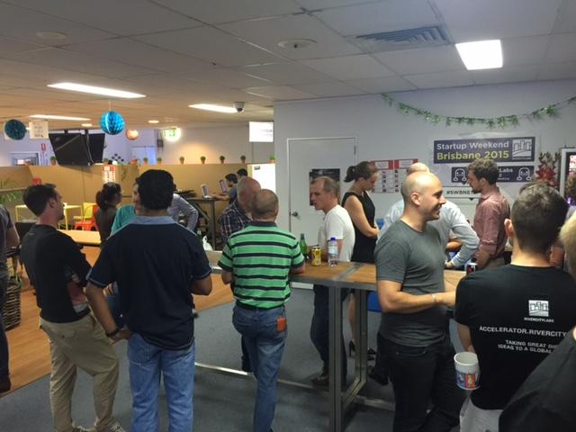 Friday Open House at River City Labs, Brisbane © GreenSocks