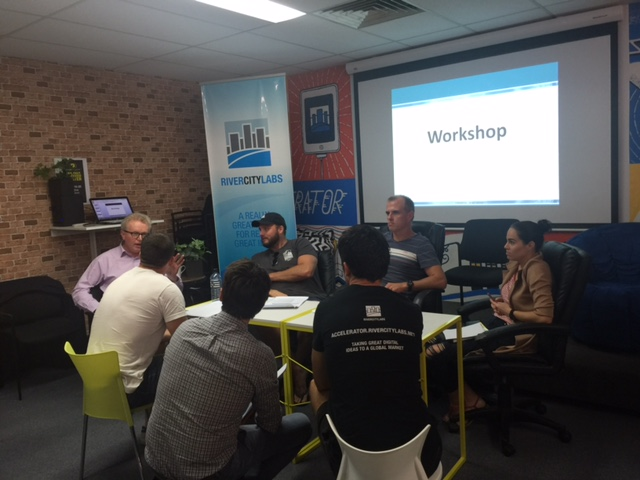 Week 9 Wrap-Up! River City Labs Startup Accelerator