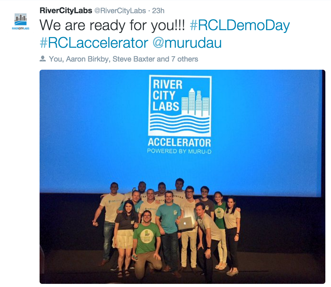 River City Labs Startup Accelerator