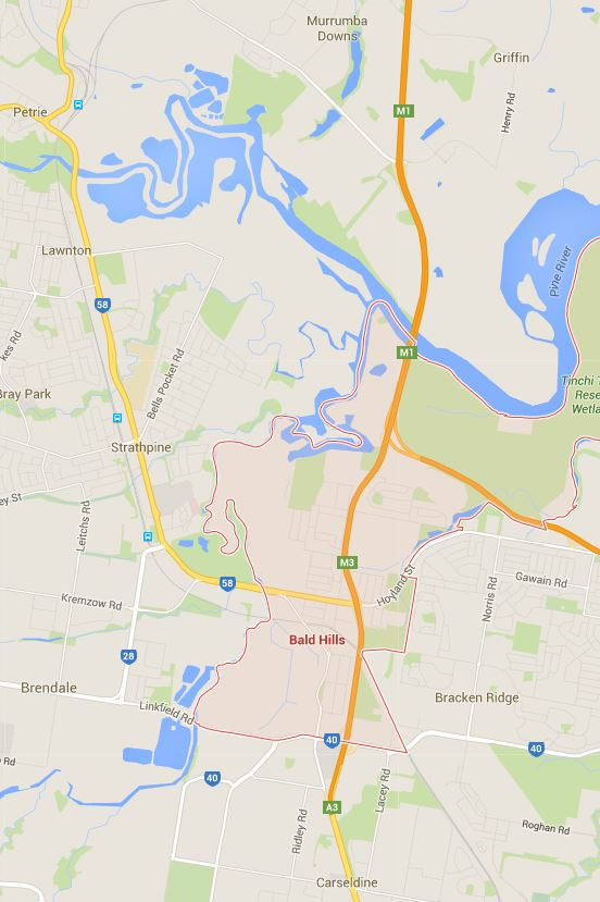 Need reliable lawn mowing in Bald Hills? Just tell us where you are on the Google Map!