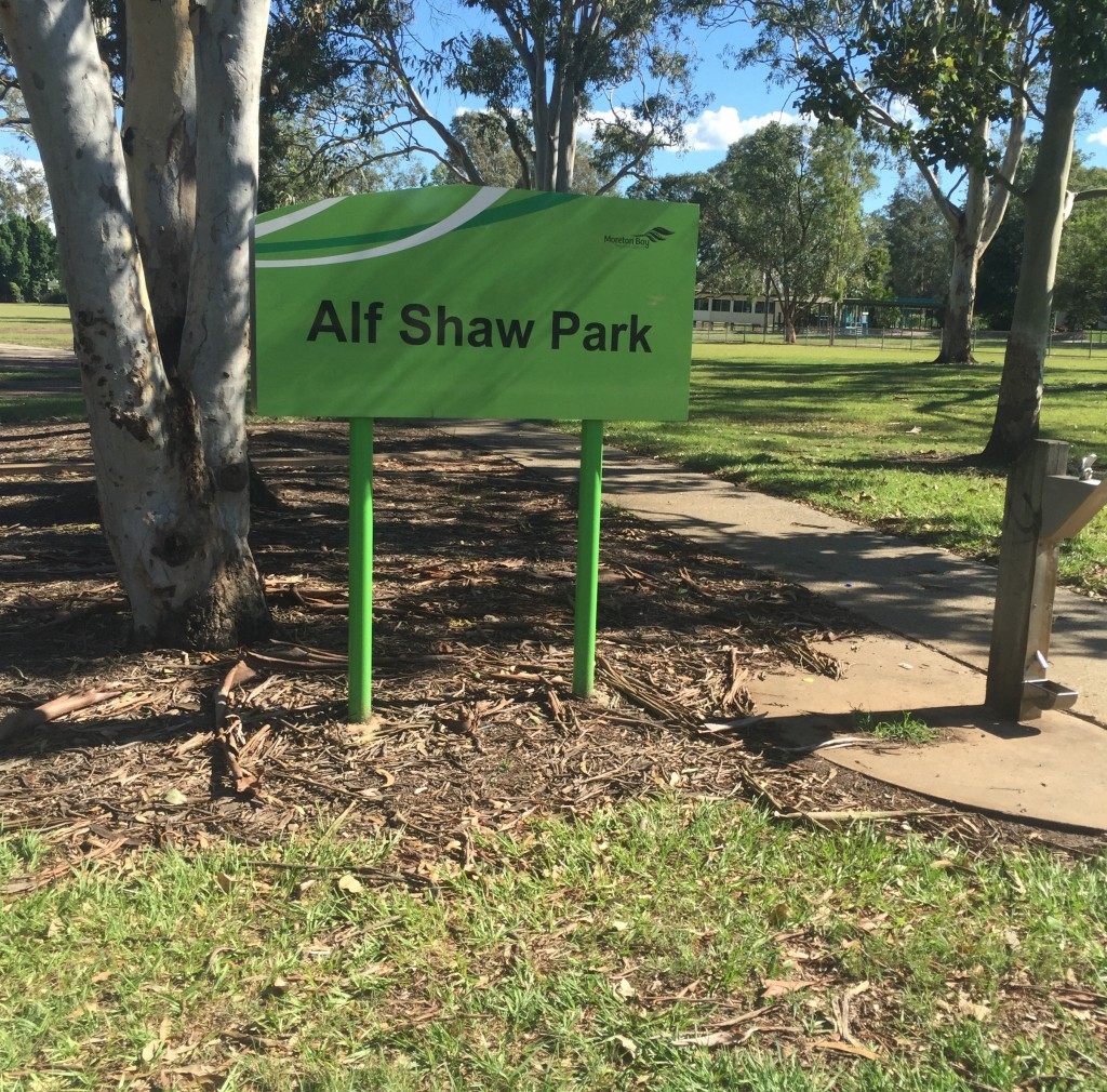 We can organise your mowing in Brendale so you can go and enjoy Alf Shaw Park! © GreenSocks