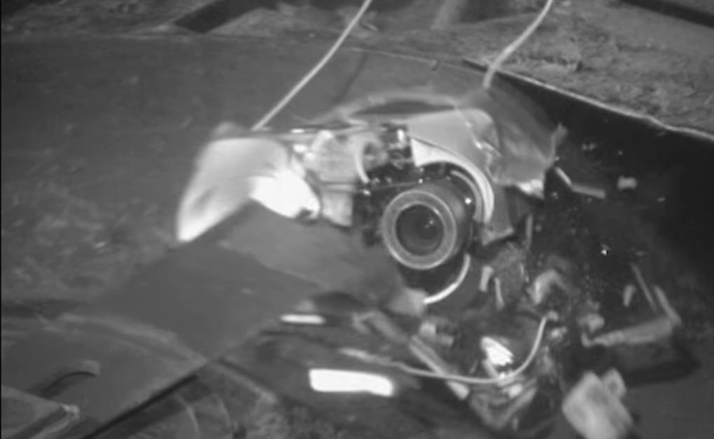 Watch a Lawnmower Destroy Gadgets in Slow-Mo
