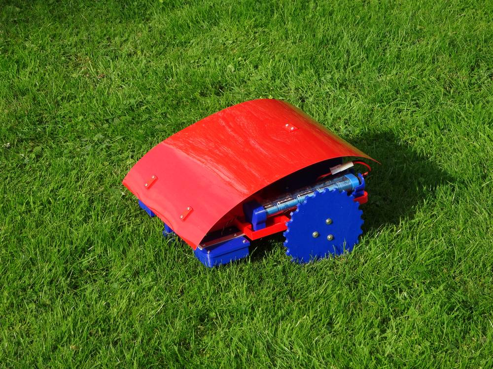 Can You 3D Print a Lawn Mower?