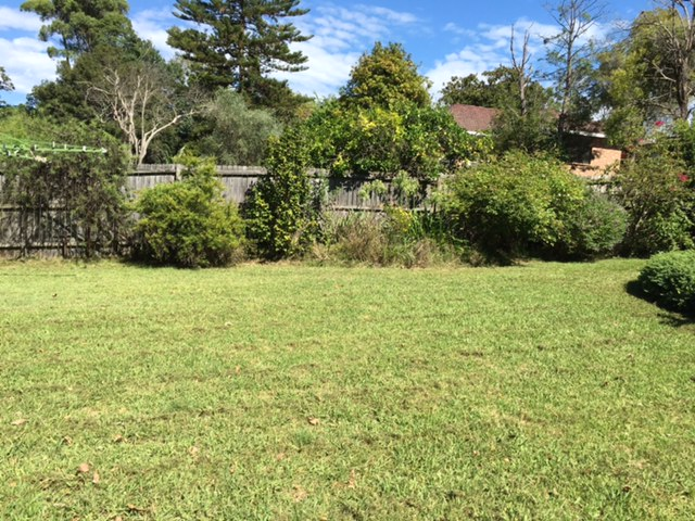 """""""After"""" photo of Northmead lawn mowing © GreenSocks"""