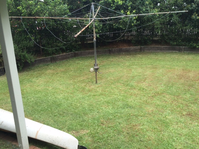 """After"" photo of a lawn mowed in Windsor © GreenSocks"