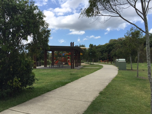 Book your Mount Cotton lawn mowing job with GreenSocks, then go enjoy this local park! © GreenSocks