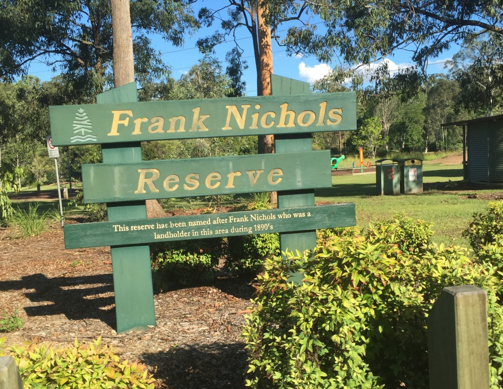 Skip the lawnmowing and head down to Frank Nicols Park, Warner, Brisbane © GreenSocks