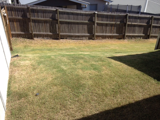 """After"" photo of Waterford lawn care services © GreenSocks"