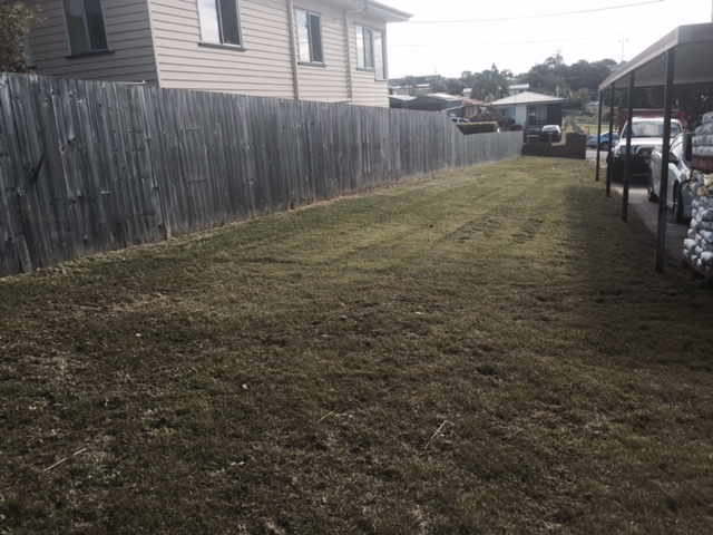 """After"" photo of Manly lawn mowing services © GreenSocks"