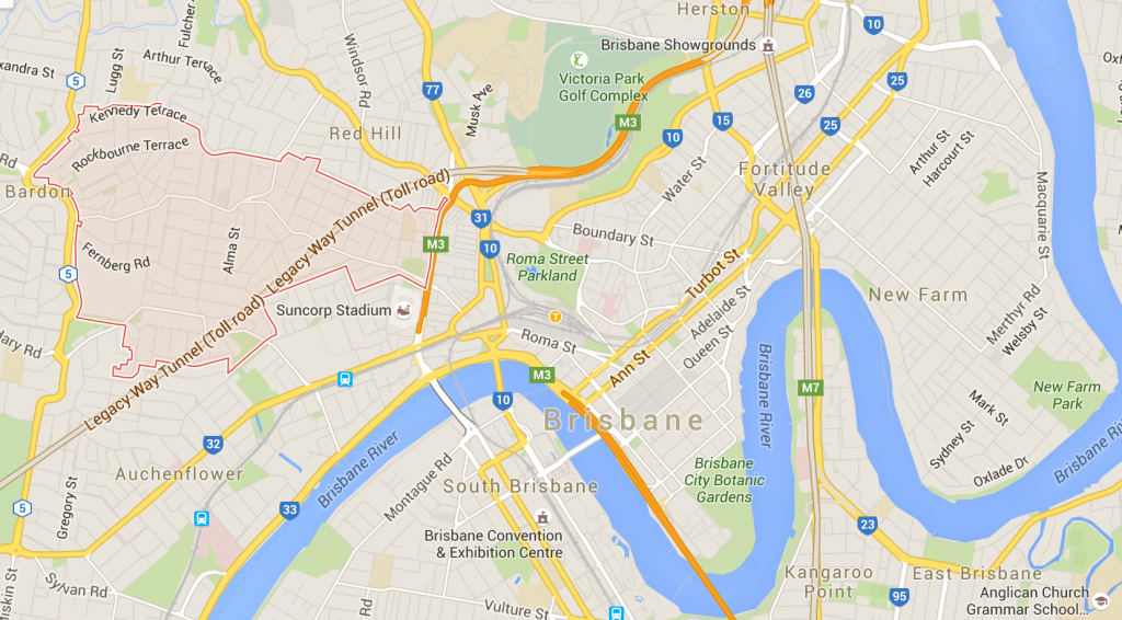 Lawn mowing in Paddington - Just tell us where you are on the Google Map!