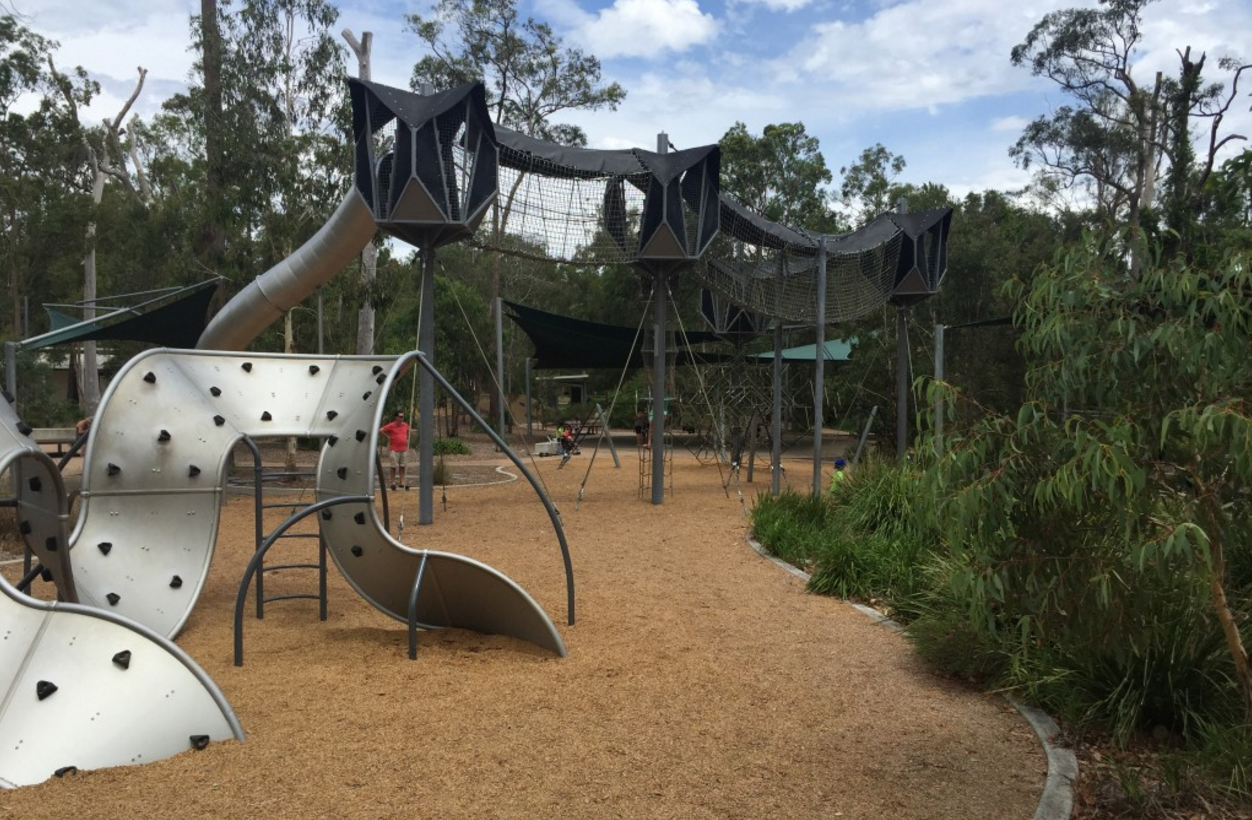 Calamvale District Park, Brisbane © GreenSocks