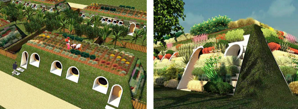 Green Magic Homes - Farming Houses